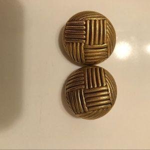 YSL earrings (Vintage)